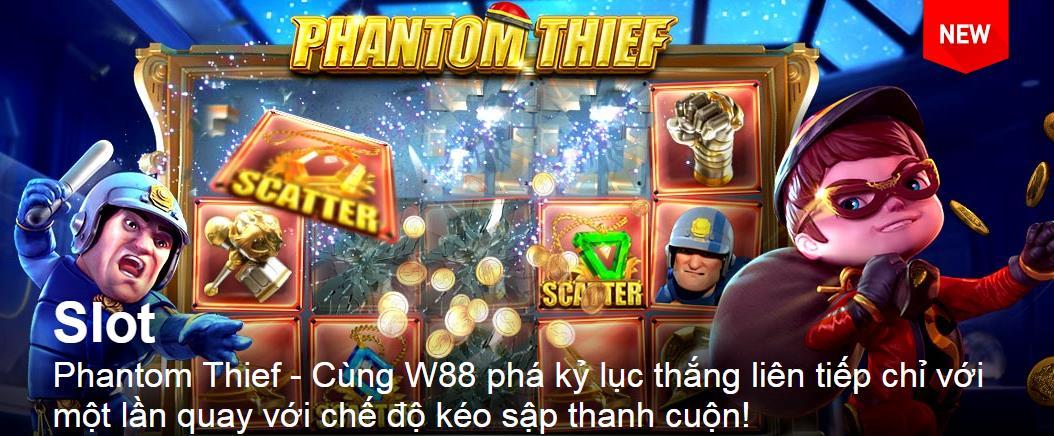 Slot game w88