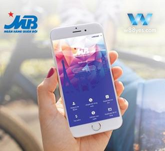 Hướng dẫn nạp tiền w88 qua internet banking MBbank